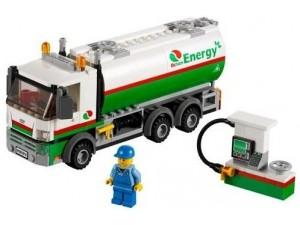 obrázek Lego 60016 City Cisterna