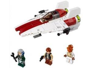obrázek Lego 75003 Star Wars A-Wing starfighter hvězdná st