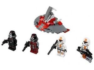 obrázek Lego 75001 Star Wars Vojáci republiky vs. Sithové