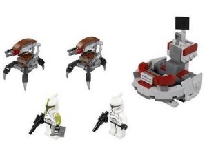 obrázek Lego 75000 Star Wars Klony vs. droidi