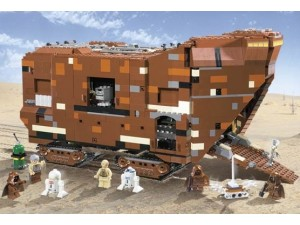 Lego 10144 Star Wars -Sandcrawler