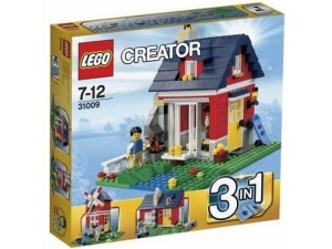 obrázek Lego 31009 Creator Chatka