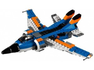 obrázek Lego 31008 Creator Burácející letoun
