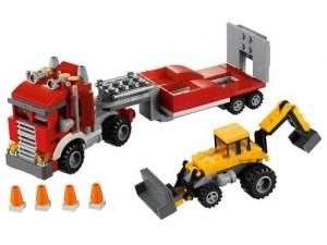 obrázek Lego 31005 Creator Přeprava strojů