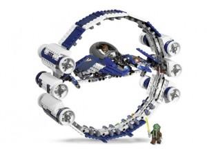 obrázek Lego 7661 SW Jedi Starfighter s hyperpohonem