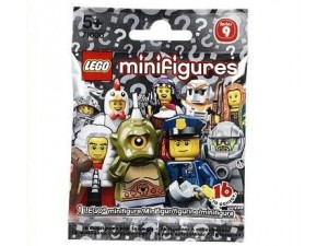 Lego 71000 Minifigurky série 9