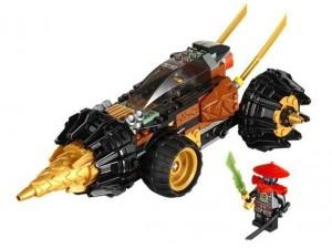 obrázek Lego 70502 Ninjago Coleova zemní vrtačka