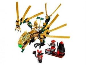 obrázek Lego 70503 Ninjago Zlatý drak