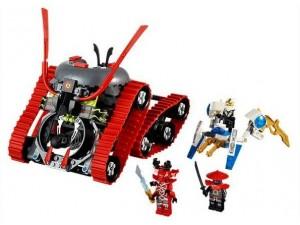 obrázek Lego 70504 Ninjago Garmatron