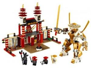 obrázek Lego 70505 Ninjago Chrám světla