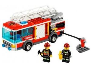 obrázek Lego 60002 City Hasičský náklaďák