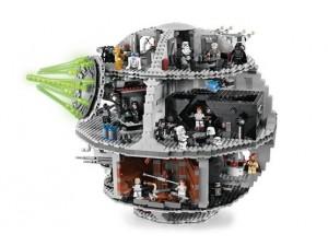 obrázek Lego 10188 Star Wars Hvězda smrti / Death Star