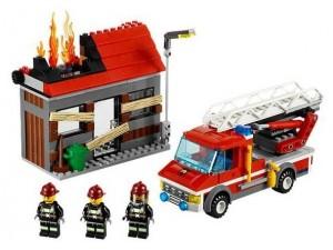 obrázek Lego 60003 City Hasičská pohotovost
