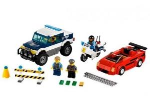 Lego 60007 City Policejní honička