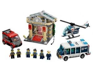 obrázek Lego 60008 City Loupež v muzeu