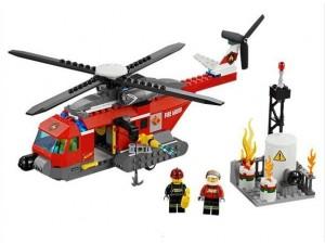 obrázek Lego 60010 City Hasičská helikoptéra