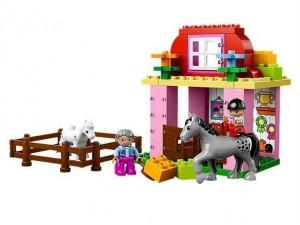 obrázek Lego 10500 Duplo Koňské stáje