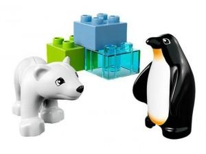 obrázek Lego 10501 Duplo Kamarádi ze ZOO