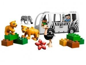 obrázek Lego 10502 Duplo ZOO autobus