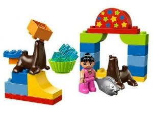 obrázek Lego 10503 Duplo Cirkusová show