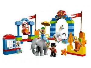 obrázek Lego 10504 Duplo Cirkus