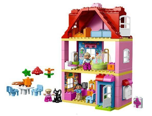 Lego 10505 Duplo Rodinný domek