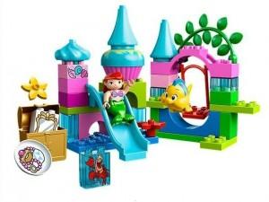 obrázek Lego 10515 Duplo Arielin podvodní zámek