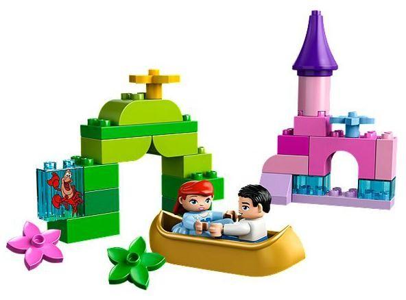 Lego 10516 Duplo Arielin kouzelný člun