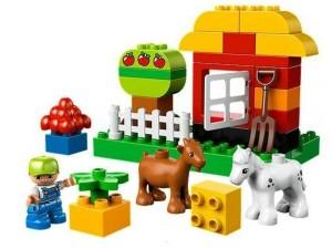 obrázek Lego 10517 Duplo Moje první zahrada