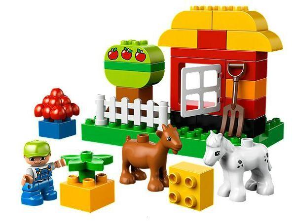 Lego 10517 Duplo Moje první zahrada