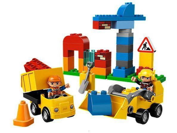 Lego 10518 Duplo Moje první stavba