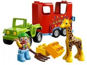obrázek Lego 10550 Duplo Cirkusová přeprava
