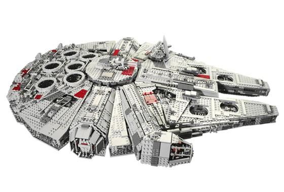 Lego 10179 Star Wars Millennium Falcon