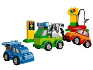 obrázek Lego 10552 Duplo Kreativní auta