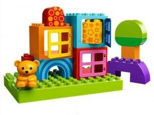 obrázek Lego 10553 Duplo Kostky pro nejmenší