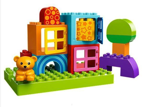 Lego 10553 Duplo Kostky pro nejmenší