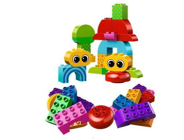 Lego 10561 Duplo Startovací set pro nejmenší
