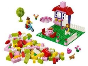 obrázek Lego 10660 Creator Růžový kufr