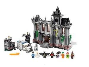 obrázek Lego 10937 Batman Útěk z Arkham Asylum
