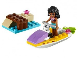 obrázek Lego 41000 Friends Zábava na člunu