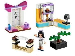 obrázek Lego 41002 Friends Emma trénuje karate