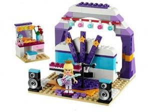 obrázek Lego 41004 Friends Zkušební pódium