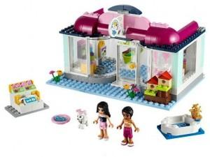 obrázek Lego 41007 Friends Zvířecí salon v Heartlake