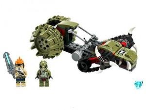 obrázek Lego 70001 Chima Crawleyho rozparovač
