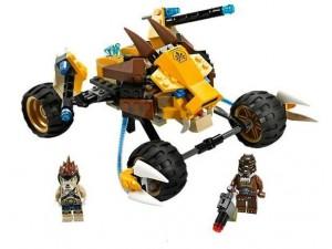 obrázek Lego 70002 Chima Lennoxův lví útok
