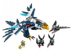obrázek Lego 70003 Chima Erisova orlí stíhačka