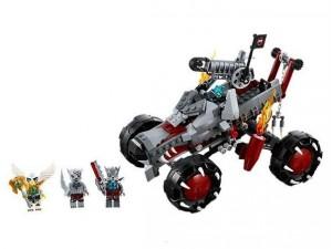 obrázek Lego 70004 Chima Wakzův útok