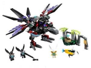 obrázek Lego 70012 Chima Razar CHI jezdec