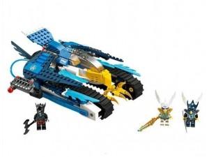 obrázek Lego 70013 Chima Equilův útok