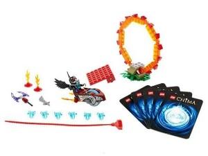 Lego 70100 Chima Ohnivý kruh